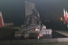 Sanktuarium B M Bielsk Podlaski - Pomnik
