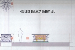 1.Projekt ołtarza (1)