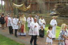Dożynki parafialne 2016