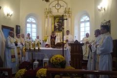 Modlitwa za zm. kapłanów Gnojno 2019