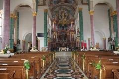 Poświęcenie kościoła - 10.10.2020