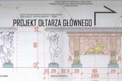 2.Projekt ołtarza (2)