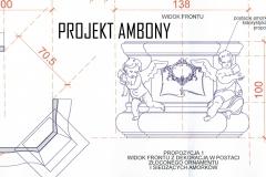 3.Projekt ambony